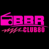 Logo of radio station BBR CLUB 80