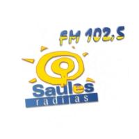 Logo de la radio Saulės Radijas