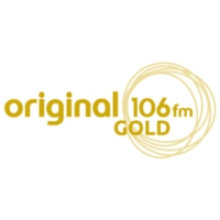 Logo of radio station Original 106 fm Gold