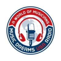 Logo of radio station Music Dreams USA Radio Worldwide