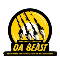Logo of radio station DaBeastRadio.com