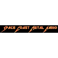 Logo de la radio Space Coast Metal