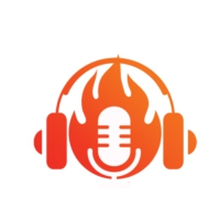 Logo of radio station THE VOICE RADIO