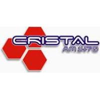 Logo de la radio Radio Cristal 1470 AM Las Piedras