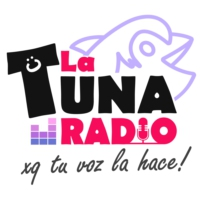 Logo of radio station La Tuna Radio