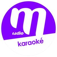 Logo of radio station M Radio - Karaoké