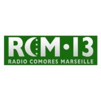 Logo of radio station Radio Comores Marseille