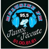 Logo of radio station Melusine Radio