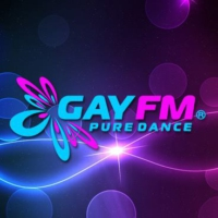 Logo of radio station GayFM