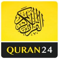 Logo de la radio Quran 24