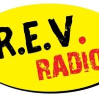 Logo de la radio R.E.V - radio