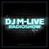 Logo of radio station DJ M-LIVE RADIO