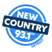 Logo of radio station WDRQ New Country 93.1
