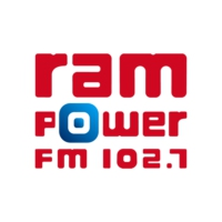 Logo of radio station Ram Power 102.7