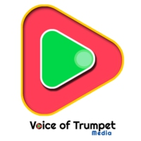 Logo of radio station VoiceoftrumpetRadio