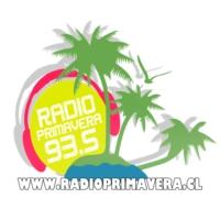 Logo de la radio Radio Primavera 93.5