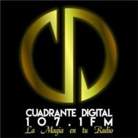 Logo de la radio Cuadrante Digital 107.1 FM