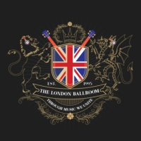 Logo de la radio The London Ballroom