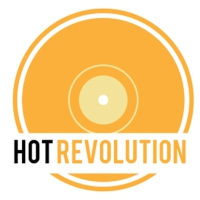 Logo de la radio Hot Revolution