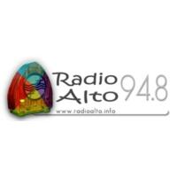 Logo of radio station Radio Alto