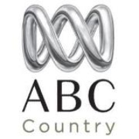 Logo of radio station ABC Country