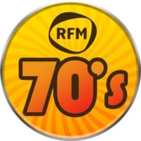Logo of radio station rfm 70's