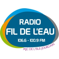 Logo of radio station Radio Fil de l'eau