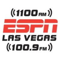 Logo of radio station KWWN ESPN 1100AM