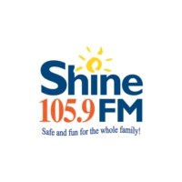 Logo of radio station CJRY-FM 105.9 ShineFM