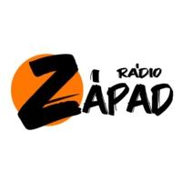 Logo of radio station Rádio Západ