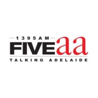Logo of radio station FIVEaa
