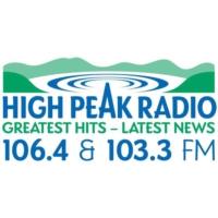Logo de la radio High Peak Radio