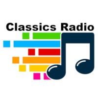 Logo of radio station Classics Radio