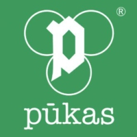 Logo of radio station Pūkas radijas