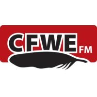 Logo of radio station CFWE FM