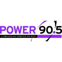 Logo de la radio 90.5 WWCU FM