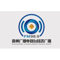 Logo of radio station 贵州经济广播 FM98.9