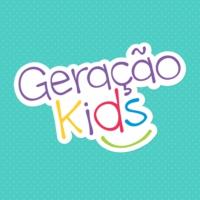 Logo of radio station Geração Kids