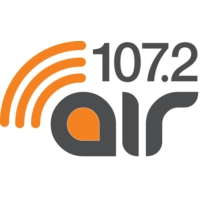 Logo of radio station AIR 107.2