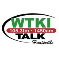 Logo of radio station WTKI Radio