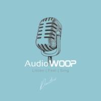 Logo of radio station AudioWoop