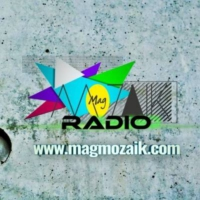 Logo of radio station MagMozaik