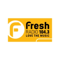 Logo of radio station CKWS-FM 104.3 Fresh Radio