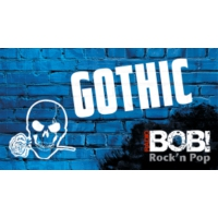 Logo of radio station RADIO BOB! Gothic