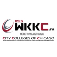 Logo of radio station WKKC 89.3 FM