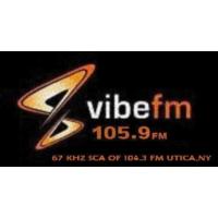 Logo de la radio The Vibe FM