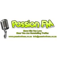 Logo of radio station Passion FM