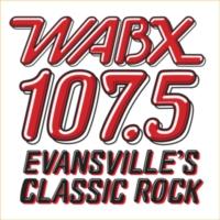 Logo de la radio 107.5 WABX