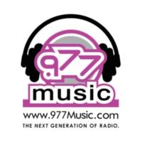 Logo of radio station 977 Music - 80s