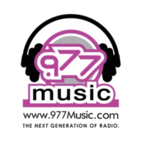 Logo of radio station 977 Music - 80s